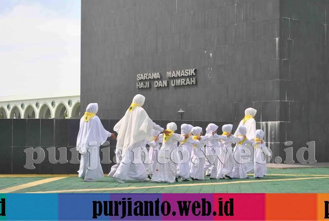 Manasik Haji PAUD tahun 2018