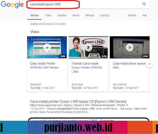 posisi pertama halaman google