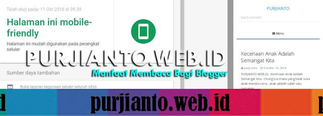 Manfaat Membaca Bagi Blogger