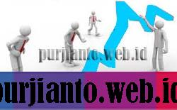 traffic website turun drastis