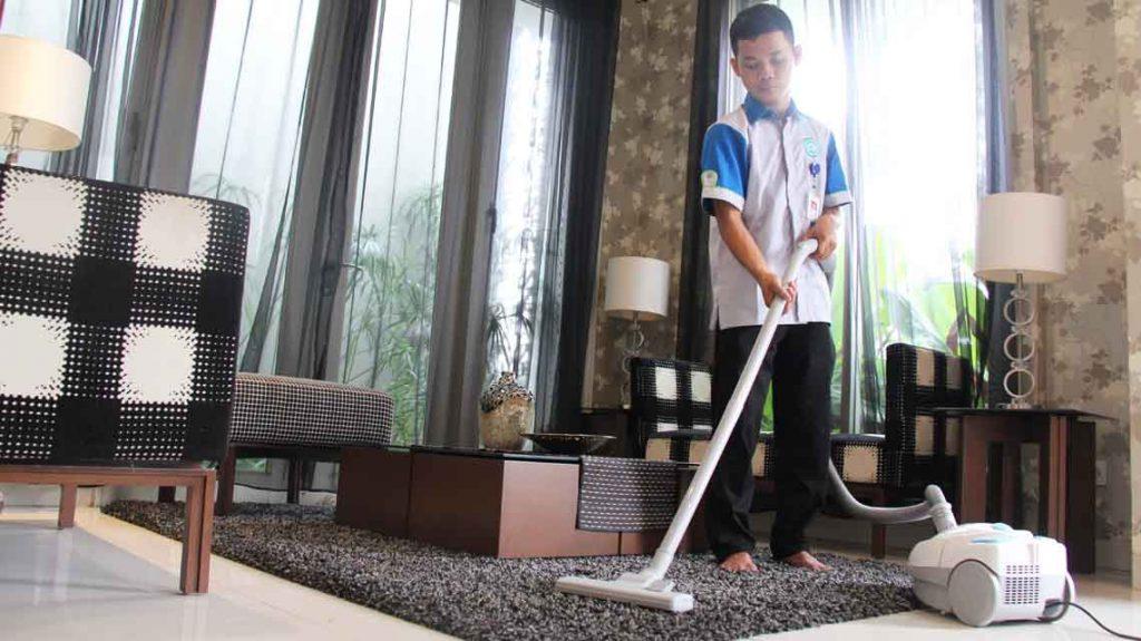 Jasa Home Cleaning Terbaik di Jakarta dan Sekitarnya