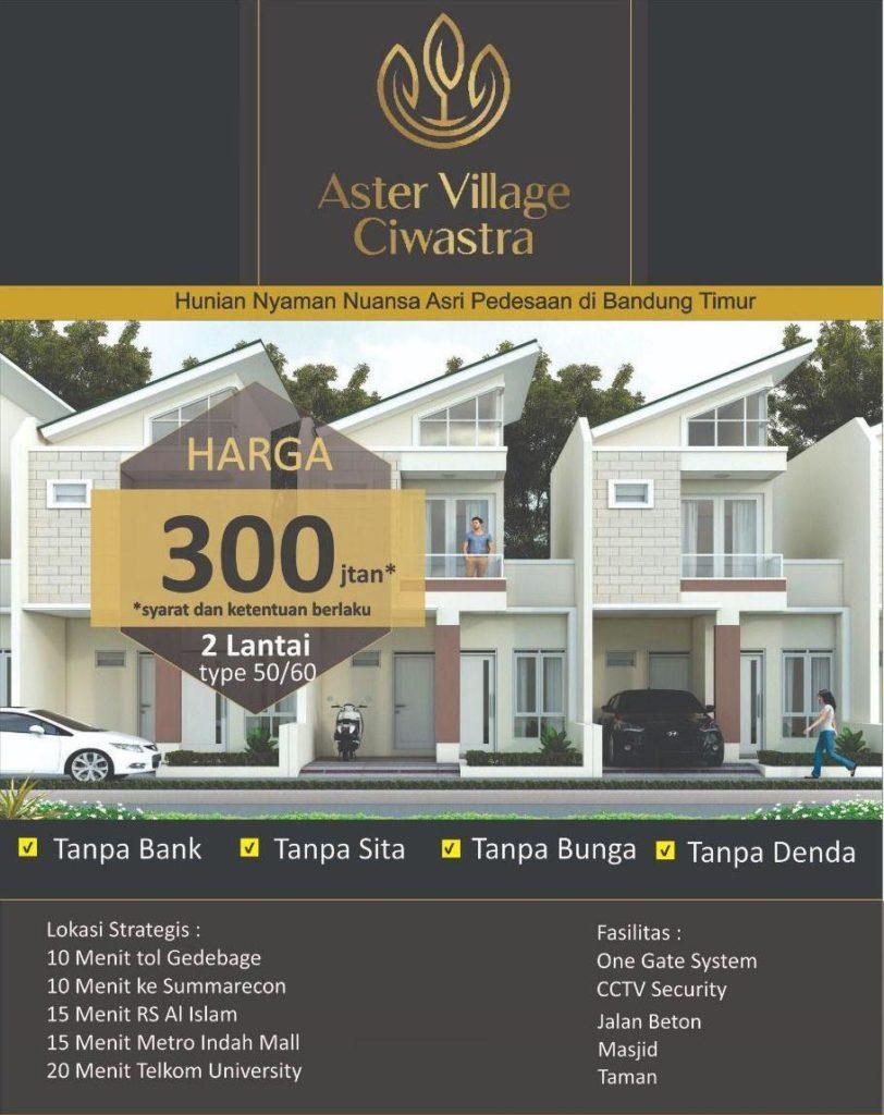 aster village ciwastra