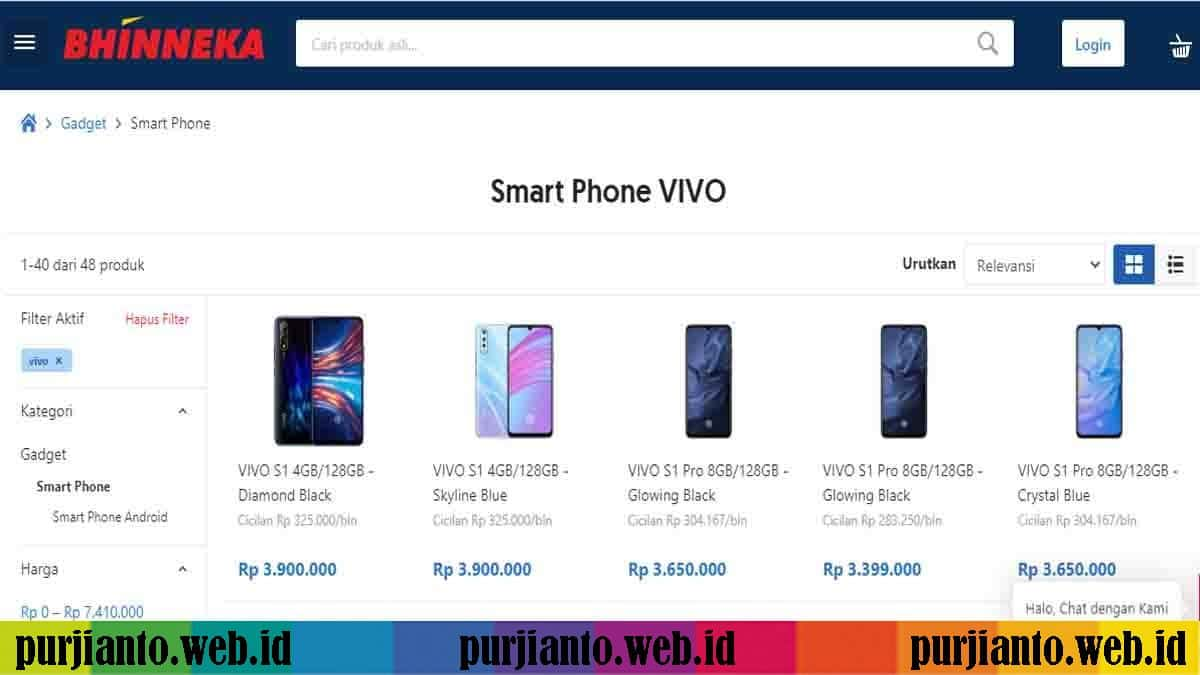 Review Keunggulan dan Kelemahan HP Vivo Y50 Beserta Harganya