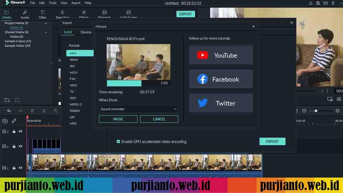 Wondershare Filemora9 Jadi Primadona Editing Video 2021
